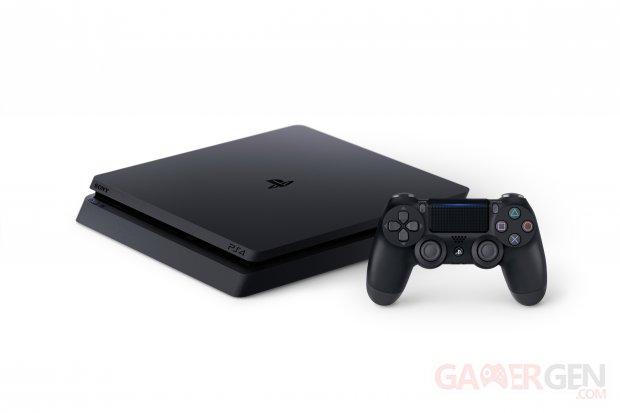 PS4 Slim console images (4)