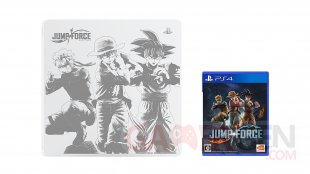 PS4 Slim Jump Force collector 03 29 01 2019