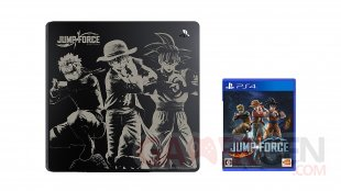 PS4 Slim Jump Force collector 04 29 01 2019