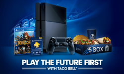PS4 Taco Bell
