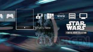 PS4 Theme PS3 Star Wars