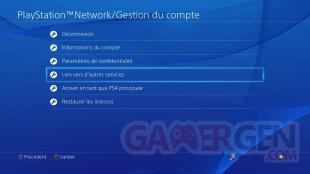 PS4 tuto Facebook rechercher ami contact (3)