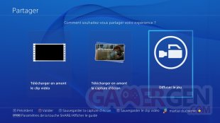 PS4 Tuto Ustream Twitch HD diffusion 30.04.2014  (3)