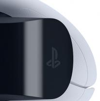PS5 Caméra Détail Texture Logo