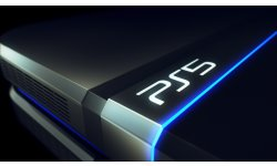 PS5 console logo image