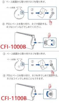 PS5 Digital Edition PlayStation CFI 1100B vis