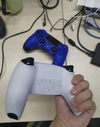 PS5 DualSense rumeur leak fuite manette Galaxyrain666 2