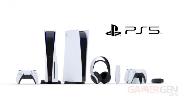PS5 famille