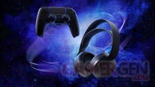 PS5 PlayStation 5 casque micro sans fil Pulse 3D Midnight Black hardware 1