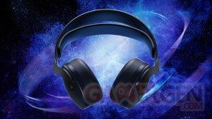 PS5 PlayStation 5 casque micro sans fil Pulse 3D Midnight Black hardware 2