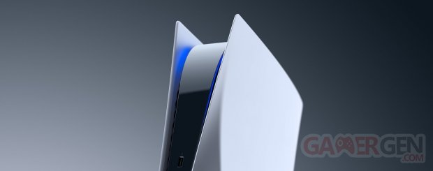 PS5 PlayStation 5 console hardware head banner