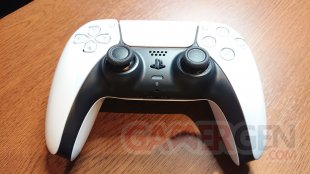 PS5 PlayStation 5 Deballage unboxing images manette DualSense (8)