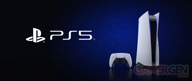 PS5 PlayStation 5 hardware console publicité head