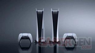 PS5 PlayStation 5 hardware console standard digital