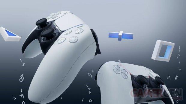 PS5 PlayStation 5 hardware manette DualSense multijoueur head 2
