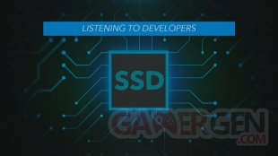 PS5 PlayStation 5 SSD Listening to developers