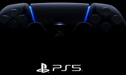 PS5 PlayStation 5 The Future of Gaming DualSense black noire 2