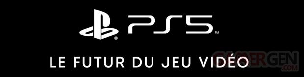 PS5 PlayStation 5 The Future of Gaming Le Futur du jeu vidéo head banner