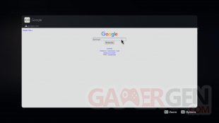PS5 PlayStation 5 Tuto navigateur internet images explications (14)