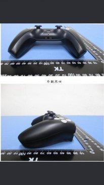 PS5 PlayStation Manette DualSense noire fuite photos images leaks (1)