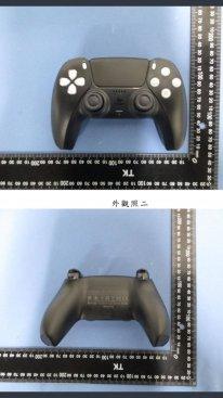 PS5 PlayStation Manette DualSense noire fuite photos images leaks (3)