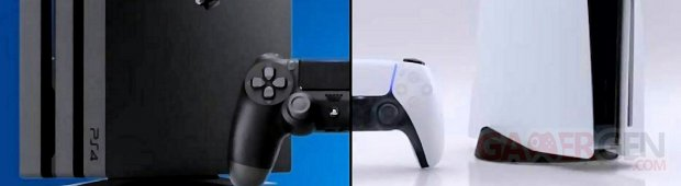 PS5 PS4 console PlayStation difference image 1