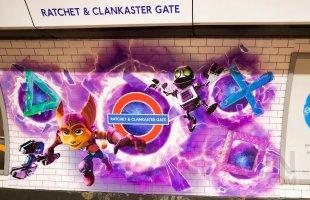 PS5 Sony Londres Metro (1)