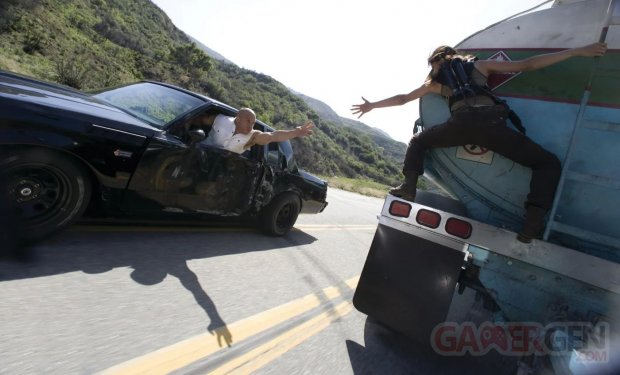 PS5 vol de camion en angleterre