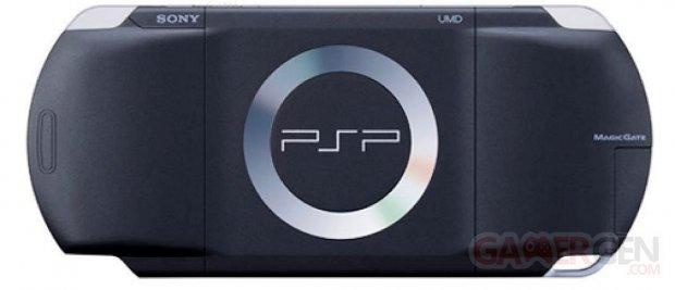 PSP console MaJ