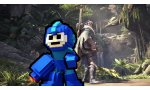 psx17 monster hunter world une bande annonce epique diffusee mega man partie