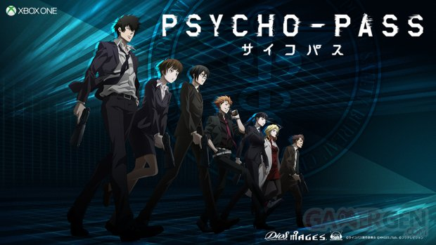 Psycho pass 27.05.2014