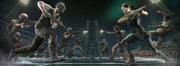PUBG Arcade Team Deathmatch pic 1