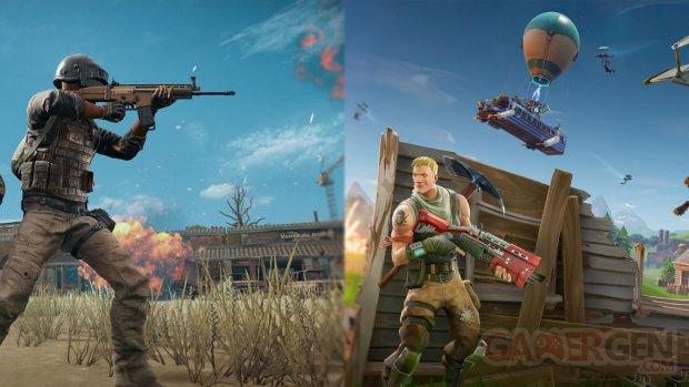 PUBG : Les Développeurs Attaquent Epic Games (Fortnite) En