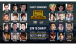 pubg global invitational 2018 evenement aura charity showdown esport