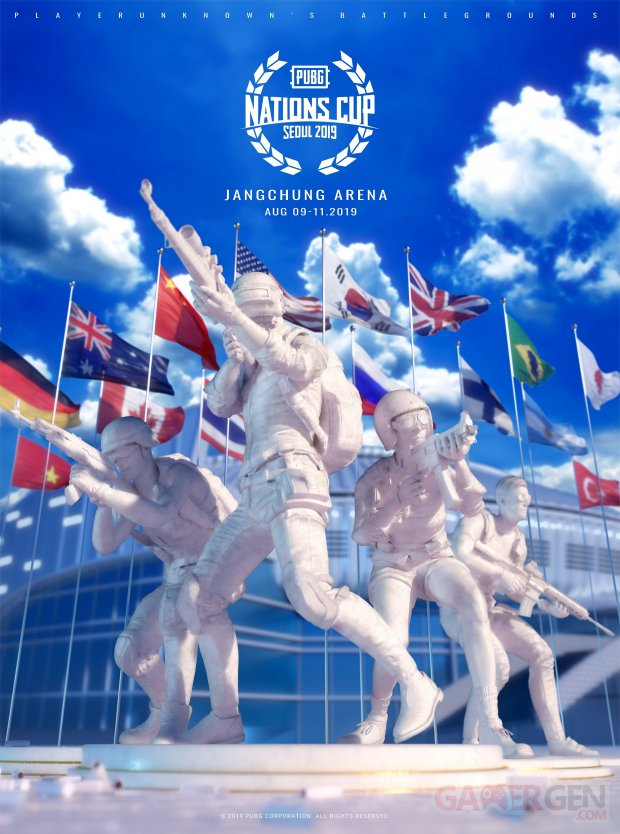 PUBG KV NationsCup