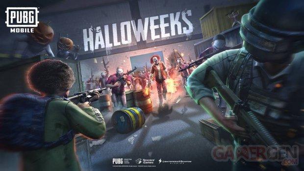 PUBG Mobile Halloweeks