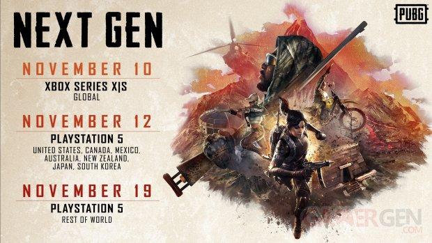 PUBG PlayerUnknown's Battlegrounds next gen