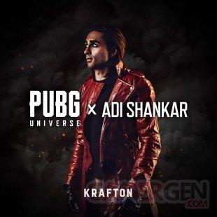 PUBG Universe Adi Shankar head