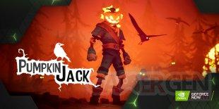 Pumpkin Jack with RTX DLSS on GeForce NOW