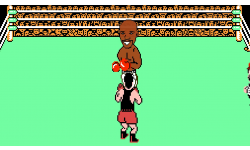 Punch Out combat Mayweather Pacquiao