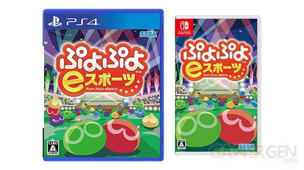 Puyo Puyo eSports 04 20 19