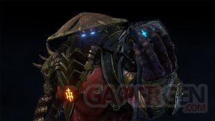 Quake Champions Scalebearer Oni