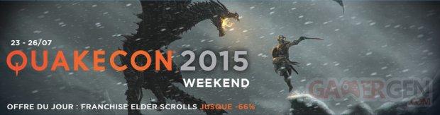 QuakeCon 2015 Soldes Steam