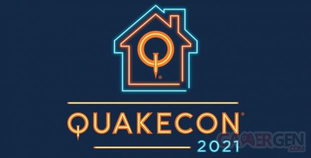QuakeCon 2021 head