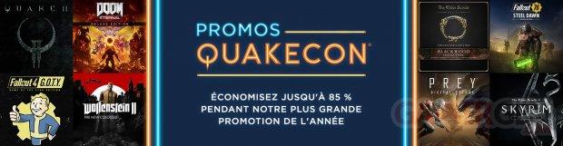 QuakeCon promos