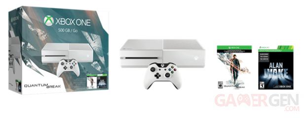 Quantum Break bundle Xbox One