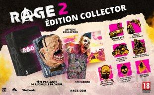 RAGE 2 contenu édition collector 11 06 2018