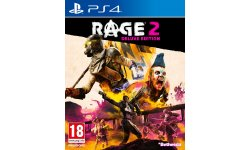 RAGE 2 jaquette Deluxe Edition PS4 11 06 2018