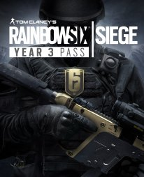 Rainbow Six Siege Année 3