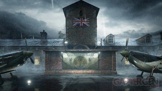 Rainbow Six Siege Base d'Hereford Opération Grim Sky